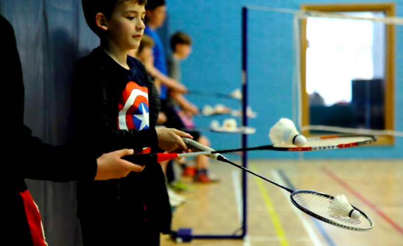 Badminton and Squash Clubs for Kids in London
