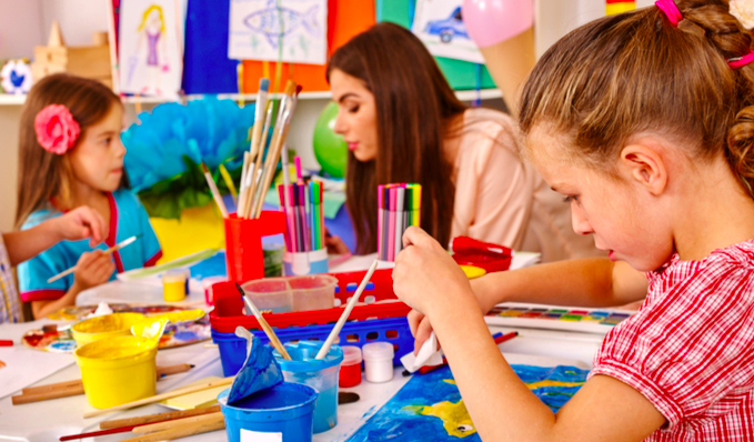 Favourite Kids Arts and Craft Classes in London