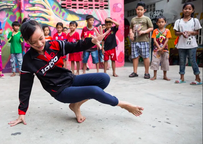 Best Street Dance Classes for kids in London