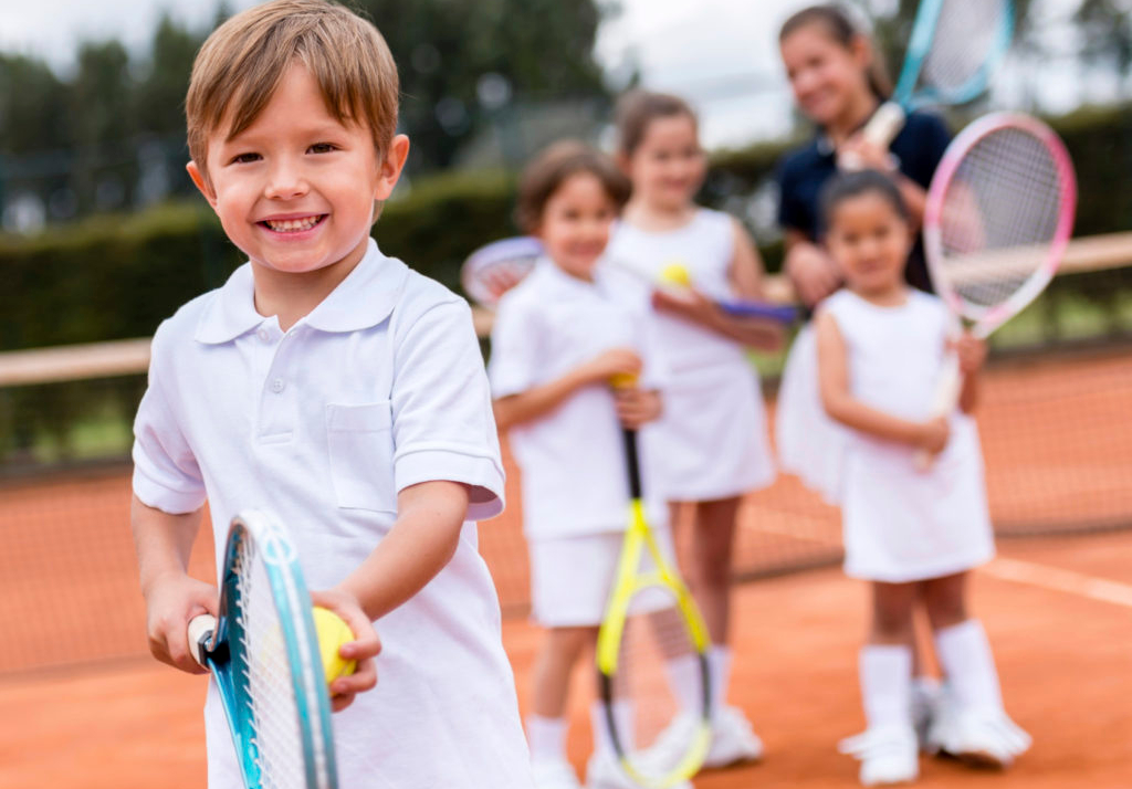 Top 5 Benefits of Tennis for Children