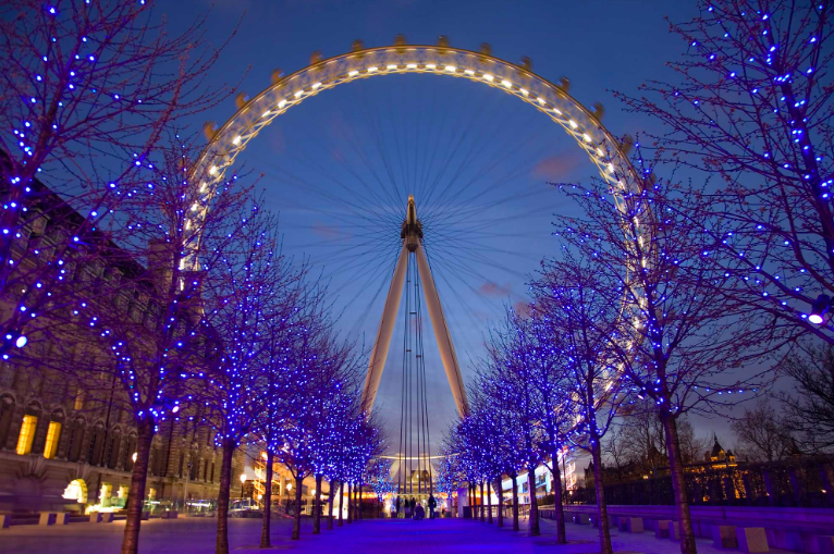 20 Great ideas for families in London this Winter